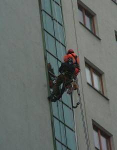 Roboty z dostępem linowym Warszawa